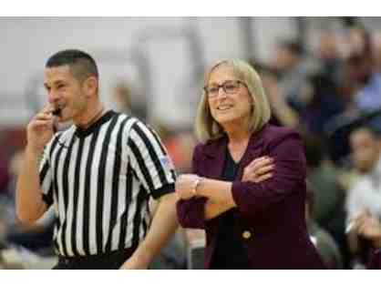 Dinner with Kathy Delaney-Smith, Harvard Women's Basketball Head Coach