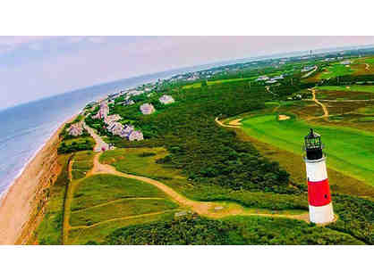 Round of Golf at Sankaty Head Golf Club | Nantucket