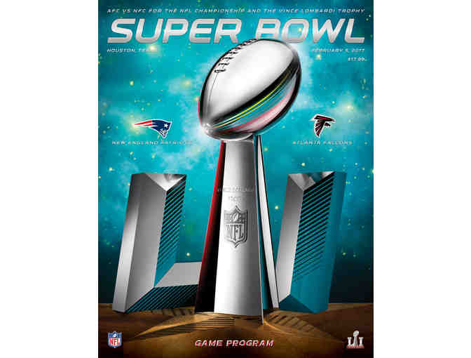 Three Official NFL Game Programs - Super Bowl LIV, 2020 Pro Bowl and 2020 Hall of Fame