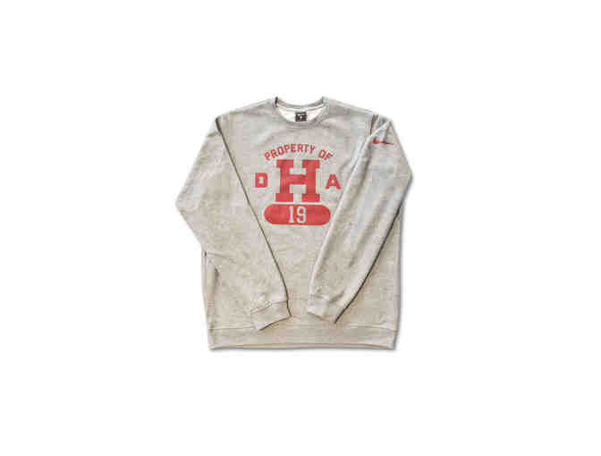 Department of Harvard Athletics (DHA) '19 Sweatshirt - Size Small