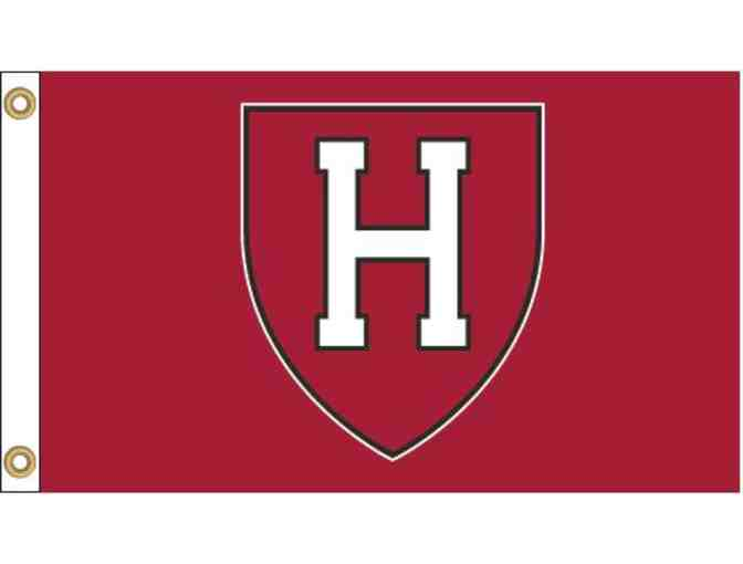 Harvard Crimson Flag