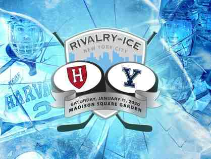 Rivalry On Ice (Harvard v. Yale Hockey Game @ Madison Square Garden) VIP Package