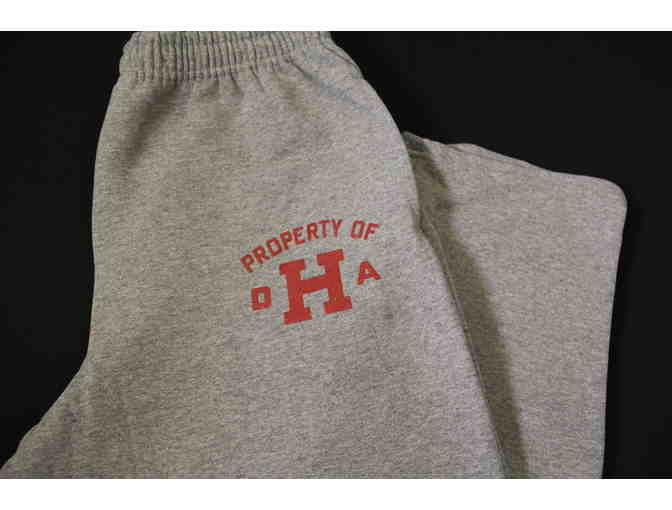Department of Harvard Athletics (DHA) Sweatpants - Medium