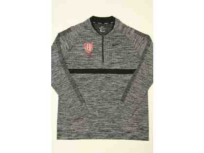 Harvard Track Women's Nike Dri-Fit 1/4-Zip