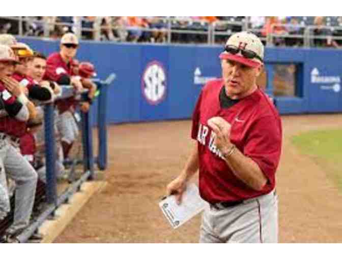 Baseball Hitting & Fielding Lesson with Harvard Head Coach Bill Decker - Photo 1