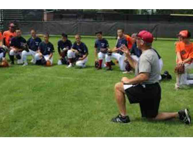 Baseball Hitting & Fielding Lesson with Harvard Head Coach Bill Decker - Photo 3