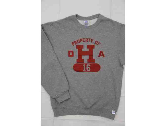 Department of Harvard Athletics (DHA) '16 Sweatshirt - Size Small