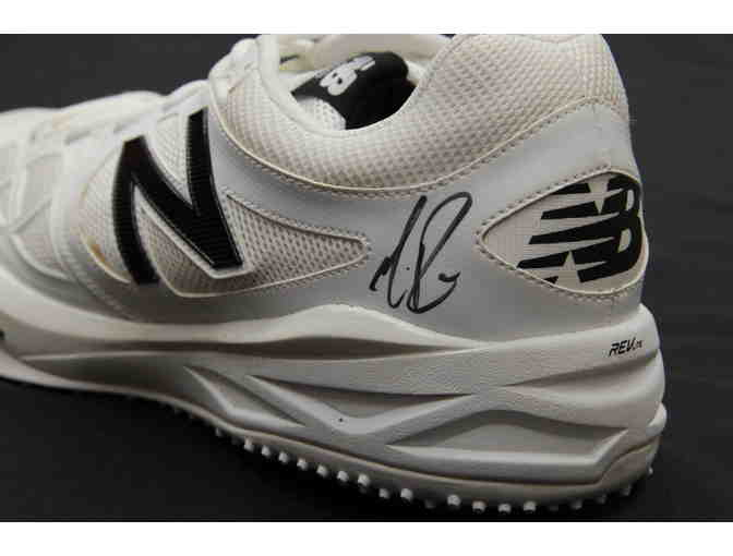 Milos Raonic Signed Tennis Shoe