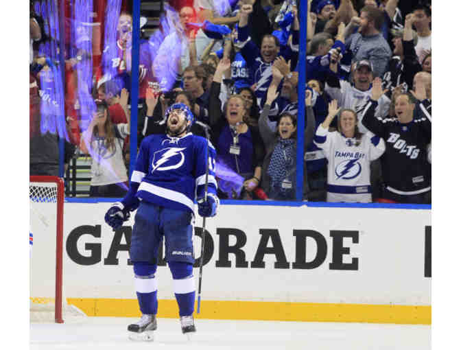 Tampa Bay Lightning Experience with Alex Killorn '12 - Photo 2