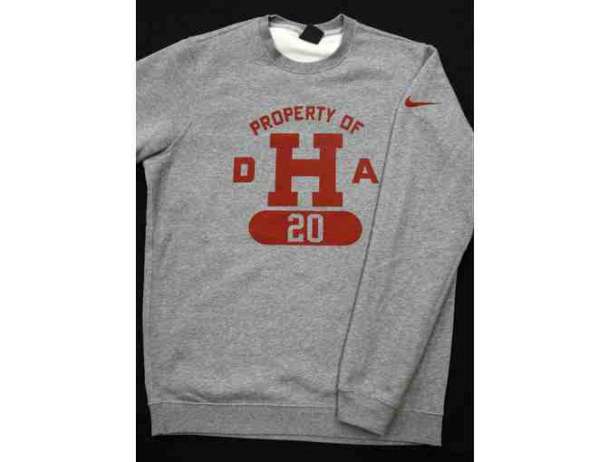 Department of Harvard Athletics (DHA) '20 Sweatshirt - Size Large