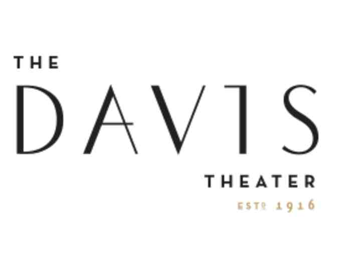 Davis Theater - Photo 1