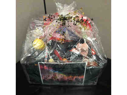 Feld Entertainment Gift Basket with 4 Tickets to Any Show