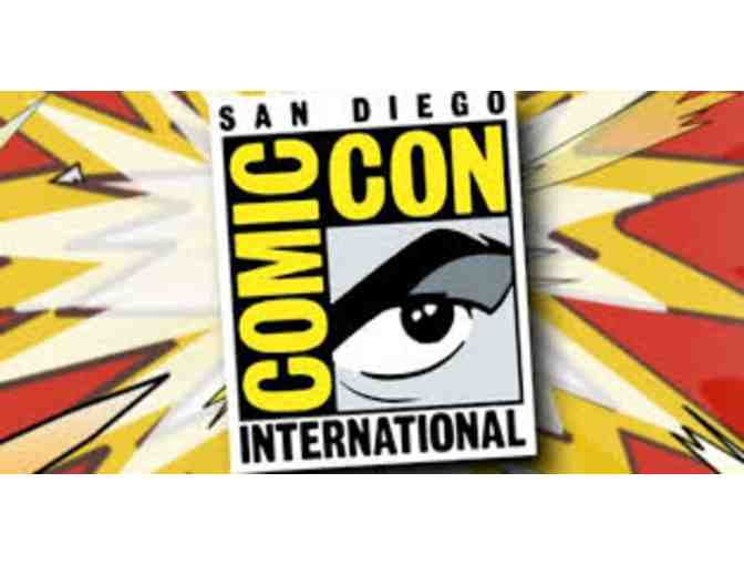 San Diego Comic Con Package