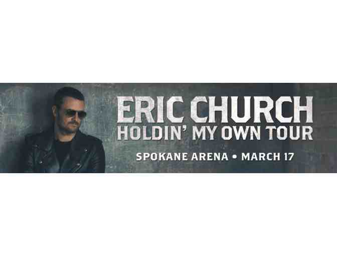 ERIC CHURCH tickets & HOTEL RL - Photo 2