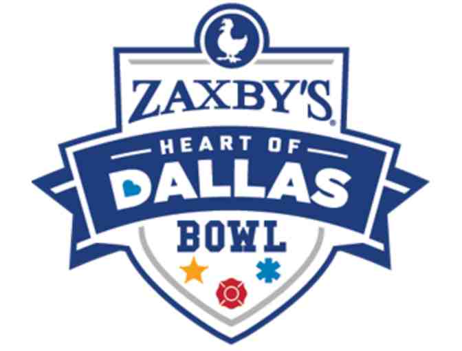 4 Tickets to the Heart of Dallas Bowl!
