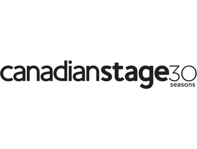 Canadian Stage Ticket Package