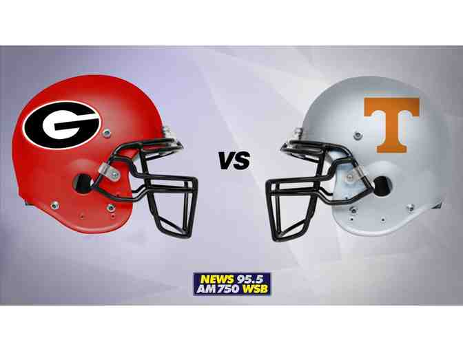 2 SkySuite Tickets on 50 Yard Line with 2 Night Stay (UGA vs. Tennessee)