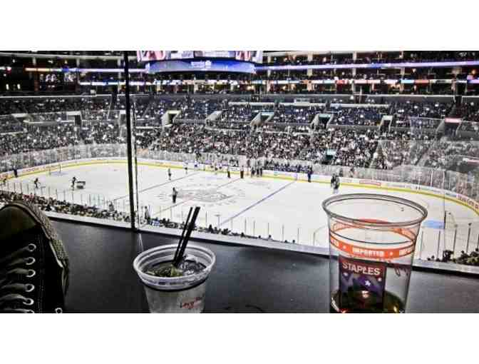 1-(18) Person Suite at a Los Angeles Kings Game