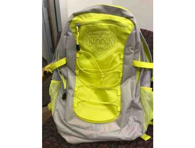 Cotton Bowl BackPack