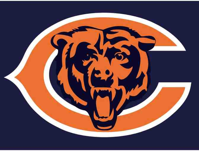 4 Chicago Bear Tickets (1 Game 2018 season, date TBD)