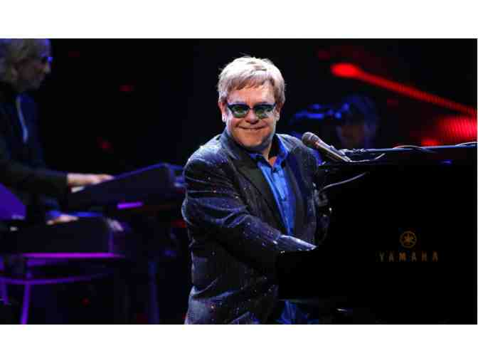 Elton John Overnight Stay & Dinner package