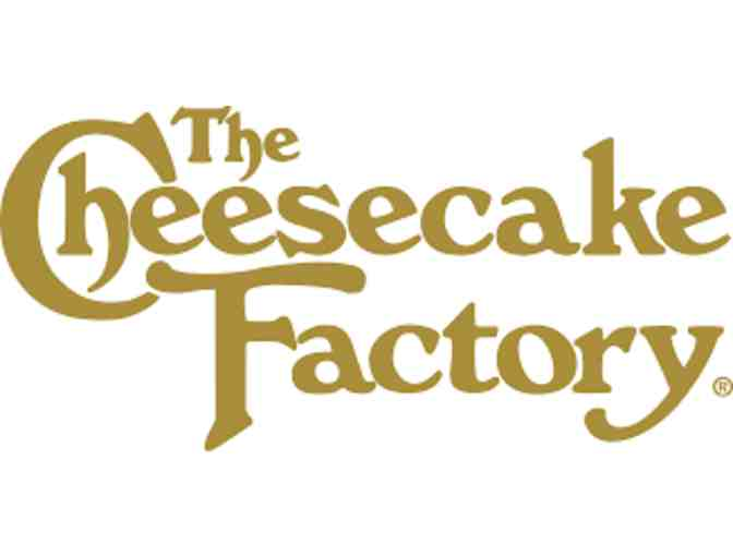 Cheesecake Factory $50.00 Gift Card