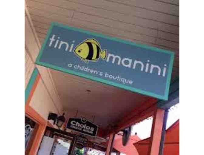 $25.00 Tini Manini Gift Certificate - Photo 4