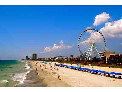 2 Night Stay at Hampton Inn Myrtle Beach Hotel Broadway at the Beach in South Carolina
