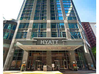 1 Night Stay in a Standard King or Double at Hyatt Chicago Magnificent Mile