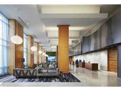 1 Night Weekend Stay with Breakfast for two at Loews Chicago O'Hare