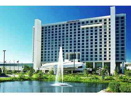 1 Night Stay for 2 at Renaissance Schaumburg Convention Center Hotel in Deluxe Guest Rm #1