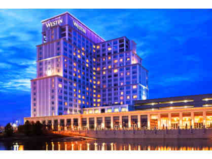 1 Night Stay at The Westin Lombard Yorktown Center