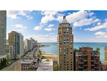 1 Night stay in a Traditional Room at The Westin Michigan Avenue Chicago