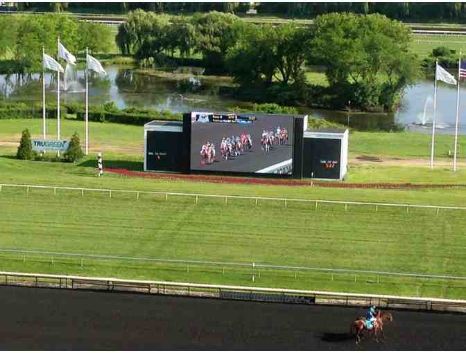 2 Tickets to IHLA's Pony Up For the Kids Event at Arlington Park Racecourse