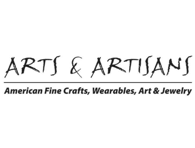 $50 Gift Card to Arts & Artisans - Photo 1