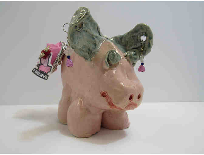 Night on the Town Piggy Bank