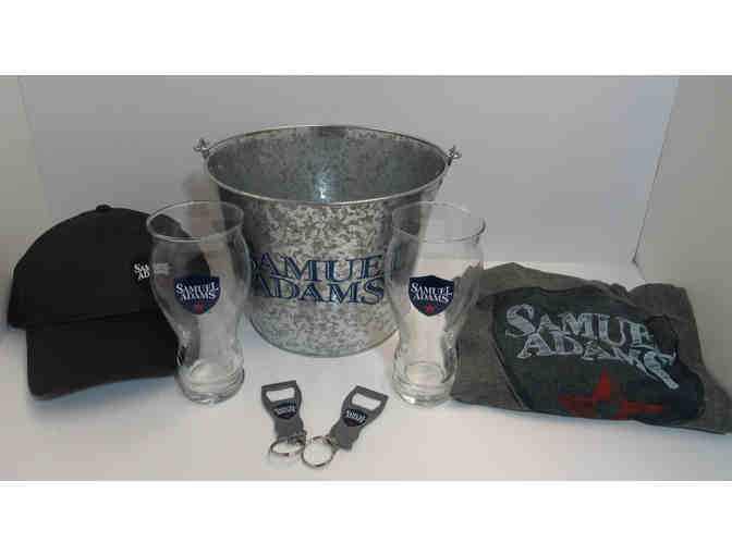 Sam Adams Brewery Tour & Tasting for 20 plus a Bucket of Cheer