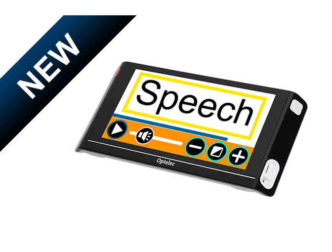 Compact 6 HD Speech Handheld Video Magnifier