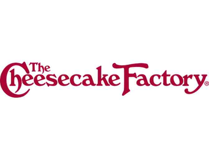 Cheesecake Factory - $50 Gift Card - Photo 1