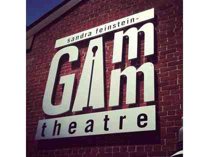 Gamm Theatre (2 Tickets)
