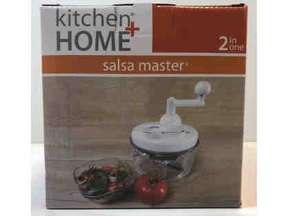 Kitchen+Home Salsa Master