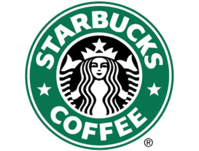 $10 Starbucks Gift Card - Photo 1
