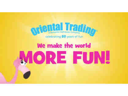 Oriental Trading $25 Gift Card