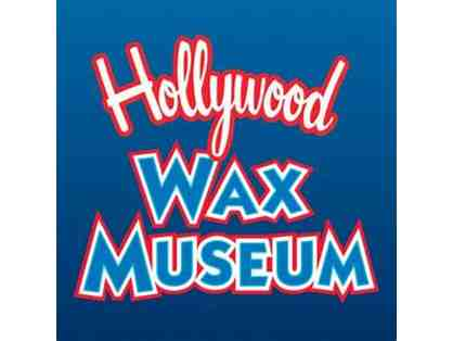 Hollywood Wax Museum or Hollywood Guinness Museum