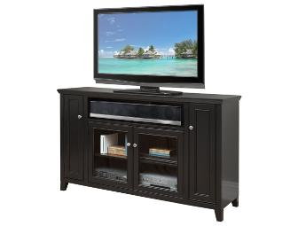 Home TV Console -- Kathy Ireland, by Martin