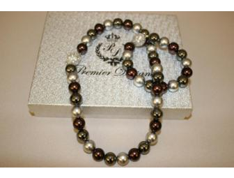 Premier Designs Necklace & Bracelet Set