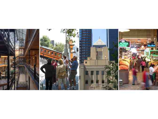 Private Group Walking Tour of Historical Downtown Los Angeles