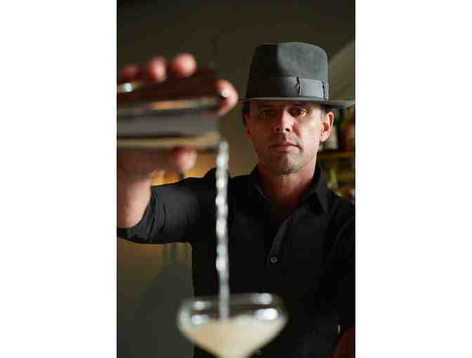 Art of the Cocktail with Mulholland Spirits Co-Founder Walton Goggins