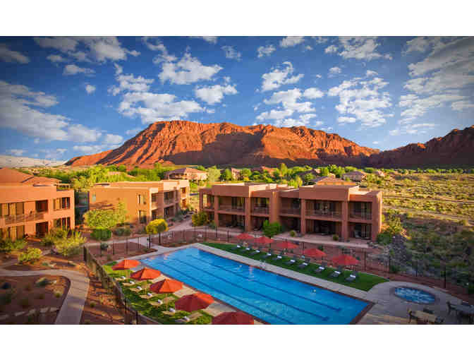 Irvins, Utah - Two-Night Essentials Package for Two at Red Mountain Resort