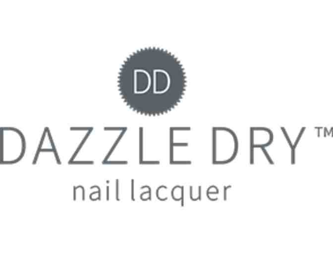 Dazzle Dry Nail Lacquer System Gift Box - Photo 1